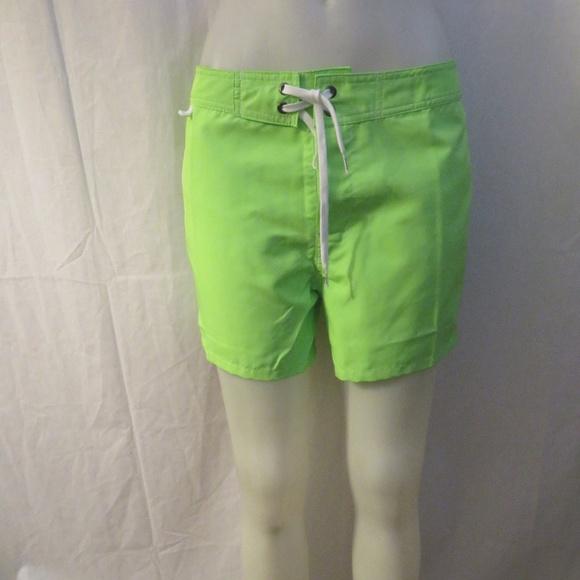 934639cf797 Sundek Swim   Nwt Neon Blue Green Trunks 30   Poshmark
